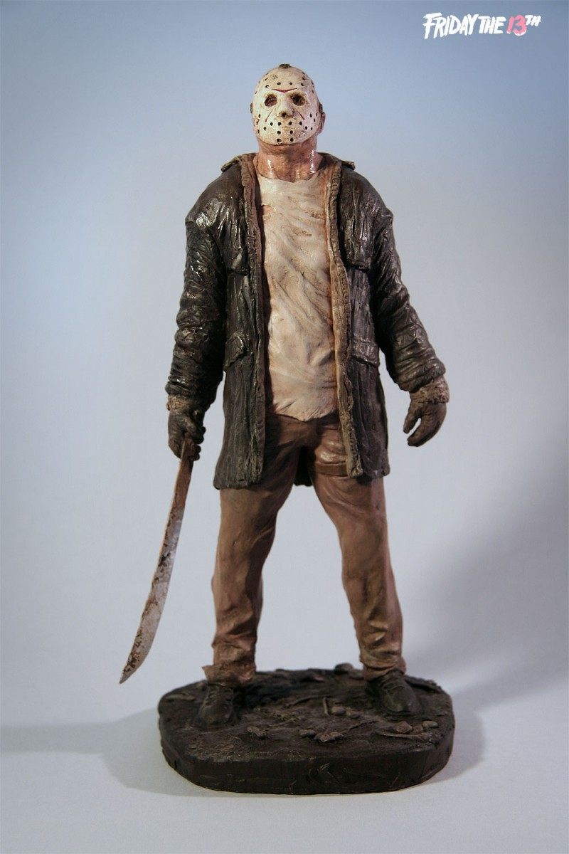 jason voorhees friday the 13th one six scale resin