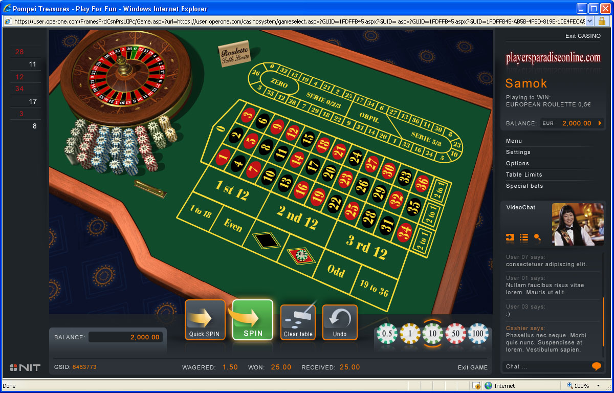 Windows casino 01qq how to play casino roulette