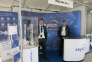 Skylabs-booth