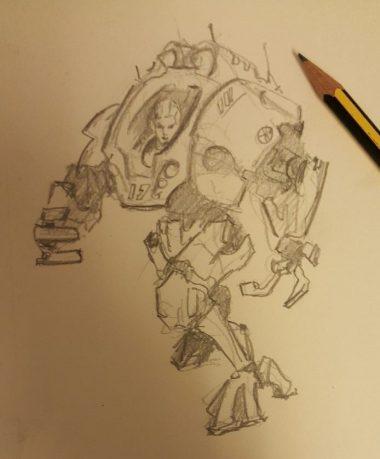 Sketch – mech